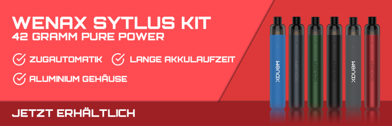 Wenax Stylus Kit