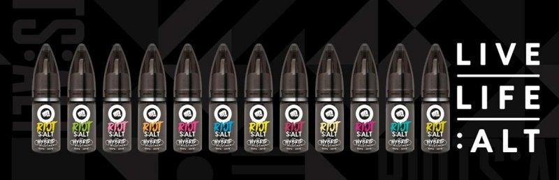 Riot Squad Salt Nikotinsalz