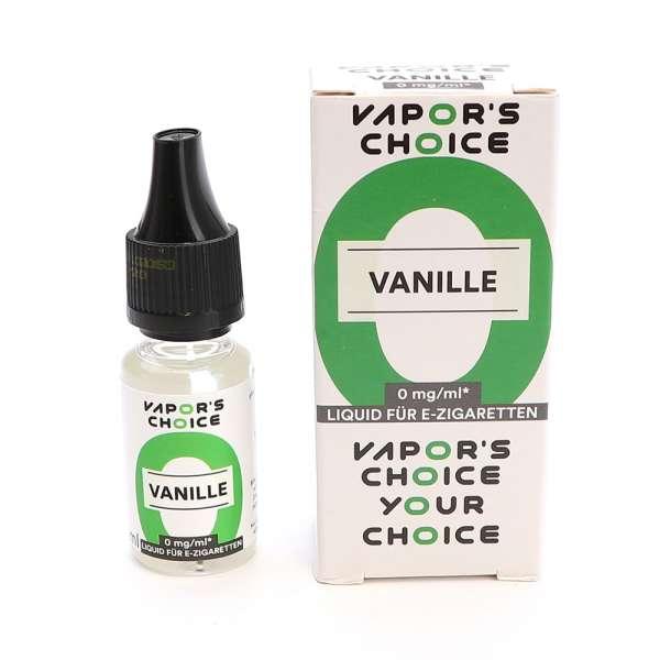 Vapors Choice Vanille Liquid 10 ml