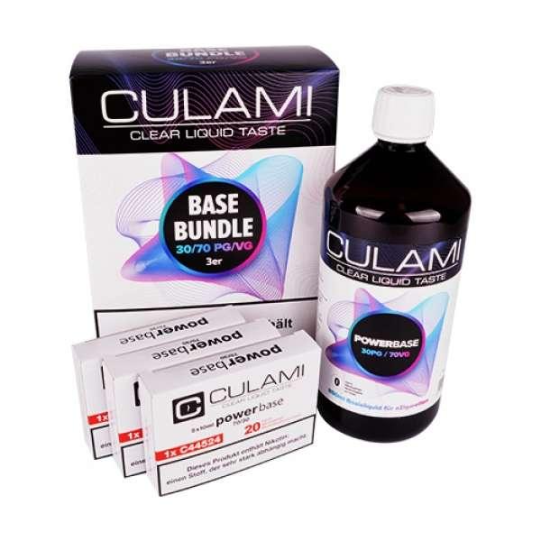CULAMI Basen Bundle 70 VG / 30 PG