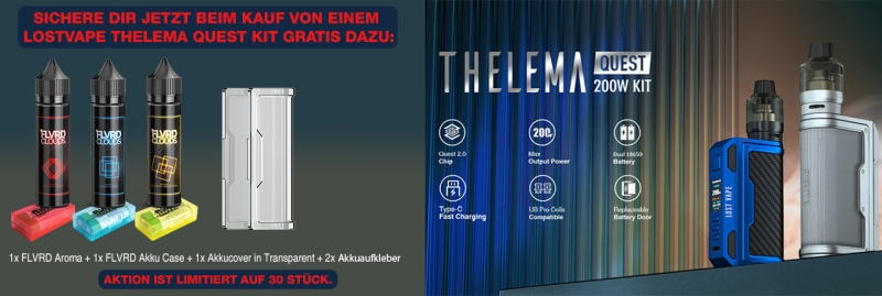 Thelema Quest Kit Aktion