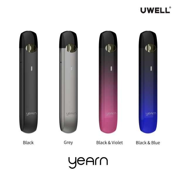 Uwell Yearn Pod Kit 1,7 ml