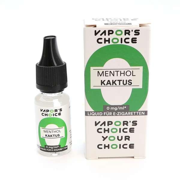 Vapors Choice Menthol Kaktus Liquid 10 ml