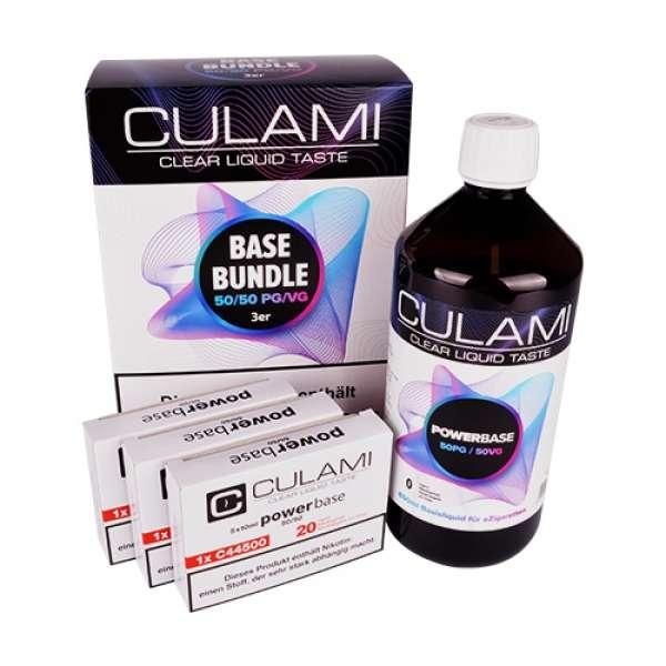 CULAMI Basen Bundle 50 VG / 30 PG